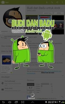 Budi dan Badu untuk Android