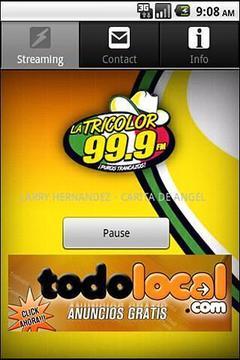 La Tricolor 99.9