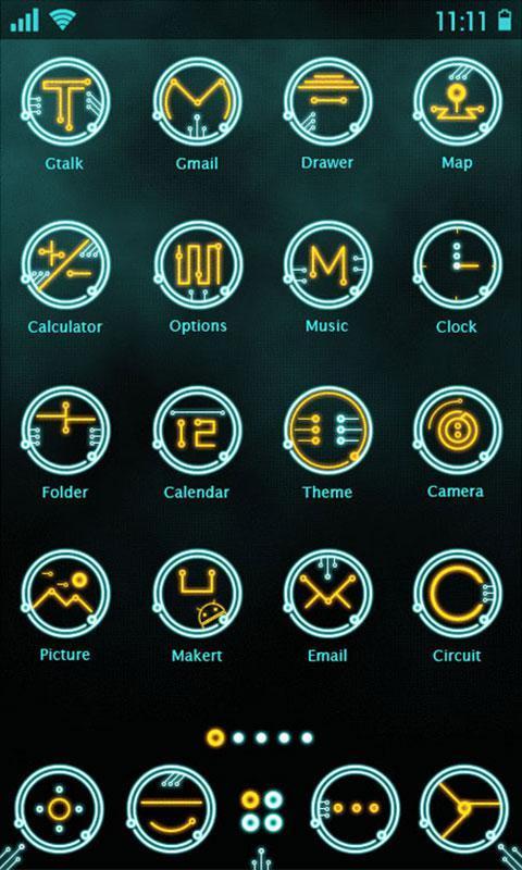 手机壳彩印矢量图