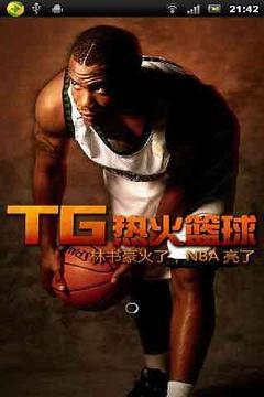 TG热火篮球