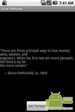 UNIX财富 - 免费