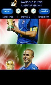 世界杯拼图:巨星