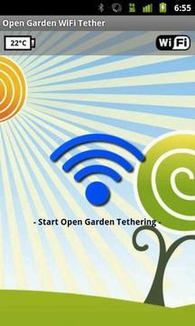 开放花园WiFi分享