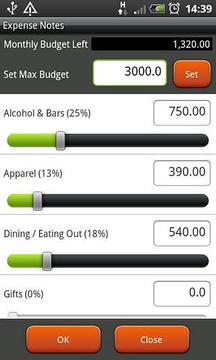 Expense Notes: Expense Tracker