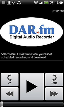 DAR Radio Downloader