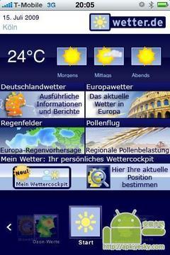 wetter.de-天气