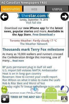 AG免费加拿大报纸