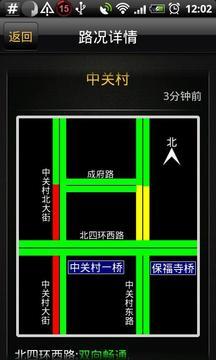 北京路况电台