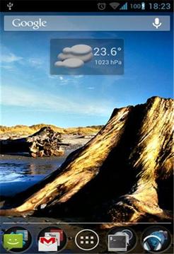 数码透明天气