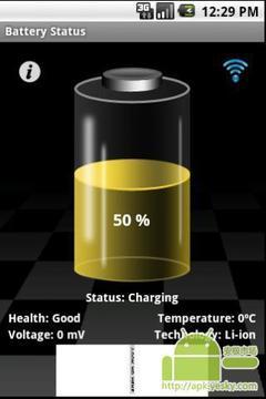电池状态显示器