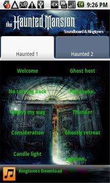 幽灵鬼屋铃声