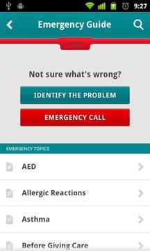 美国红十字会急救手册