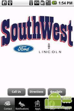 西南福特林肯