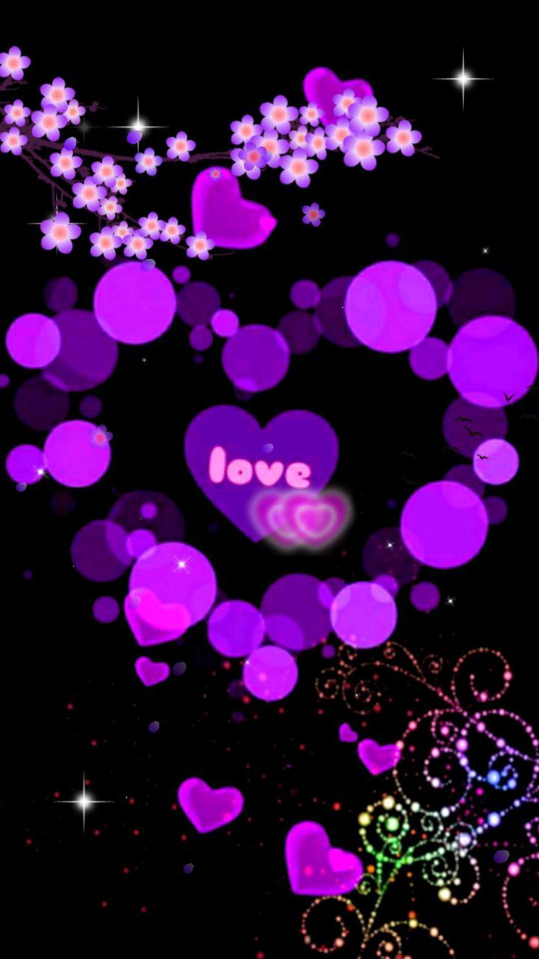 首页 游戏库 手机美化 紫色心情主题动态壁纸