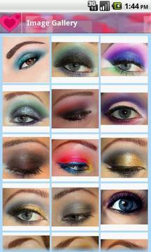 化妆理念makeup