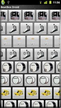 BeatBox Droid Drum Kit 2 Free