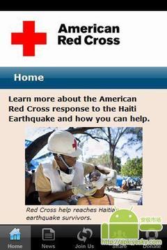 美国红十字会