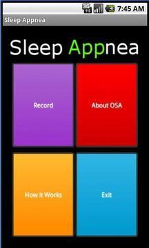 Sleep Appnea