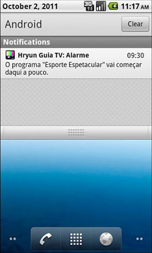 Hryun Guia TV