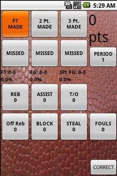 InstantStat Basketball Lite