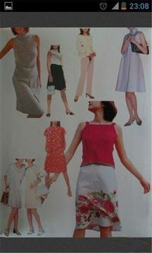 女性服装款式风格