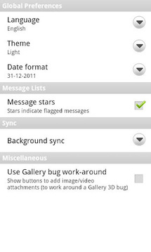 WP7 Email