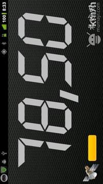 速度表 Android-Speedometer