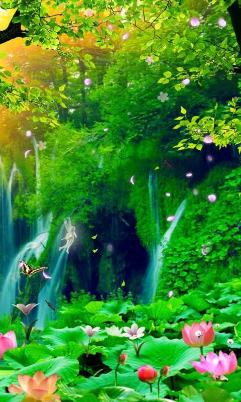 风景如画-绿豆动态壁纸