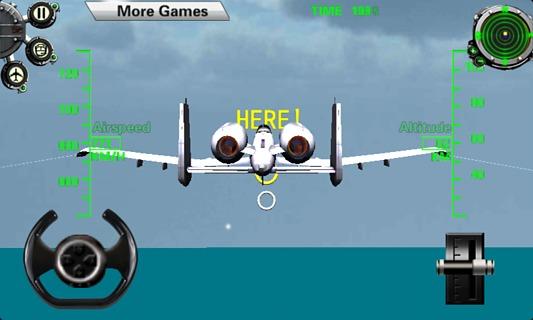 3d飞机飞行模拟器