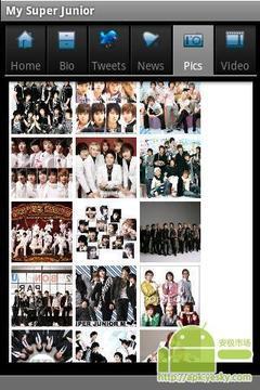 我的韩国男孩乐队
