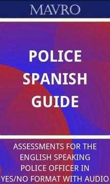 Police Spanish Guide