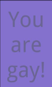 rSc Gay Test
