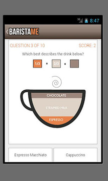 Baristame - Coffee Guide FREE