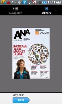 ANA eMagazine