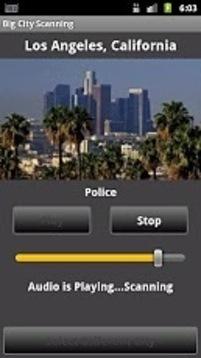 Big City Scanning