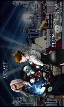 格斗联盟2011柯沙版