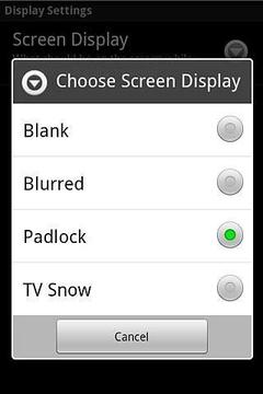 Screen Off