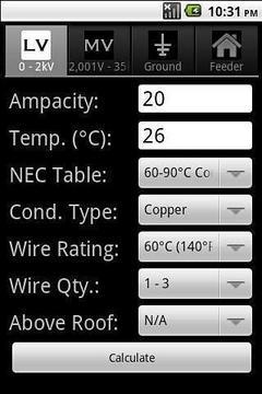 Wire Ampacity Free