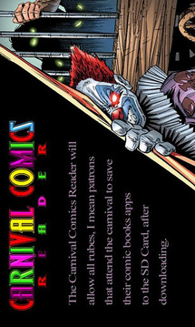 CARNIVAL COMICS Reader