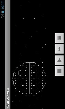 ASCII Star Wars