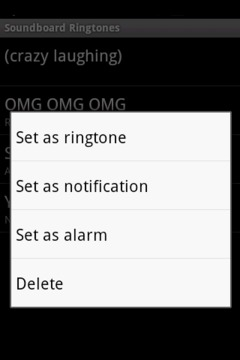 Soundboard Ringtones
