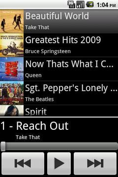 Simple Music Player Free