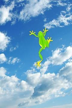 frog LiveWallpaper Trial