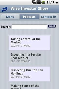 The Wise Investor Show App