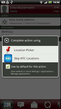 Skip HTC Locations