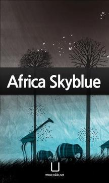 [Free][SSKIN] Live_Africa_Blue