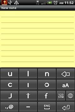 W10键盘试用