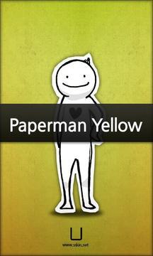 [Free][SSKIN] Paperman_Yellow