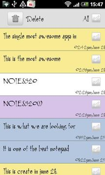 SE Notepad