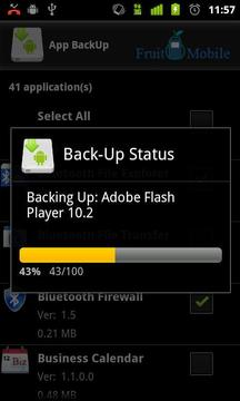 应用备份 App BackUp Full